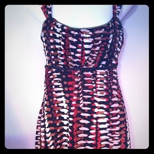 SO soft! Empire waist tank top with ties